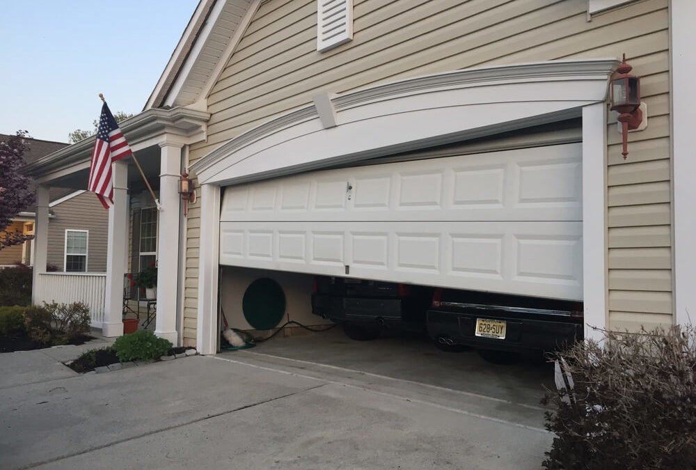 Garage Door Repair Assistance